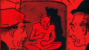 Dr. Occult 14: Il Congegno di Rilevamento Crimini