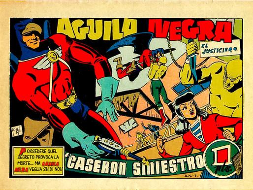 """Aquila Nera - Capitolo 1: """"La Fabbrica Abbandonata"""""""