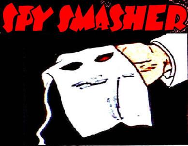 Spy Smasher 02: SSS - Spy Smasher Smascherato