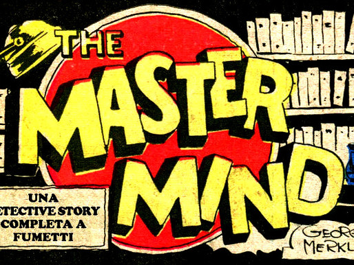 """The Master Mind - Episodio I: """"The Master Mind"""""""