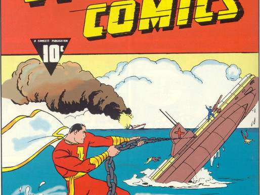 """Capitan Marvel 05: """"Gli schiavi del Dr. Lake e Mr. Scar"""""""