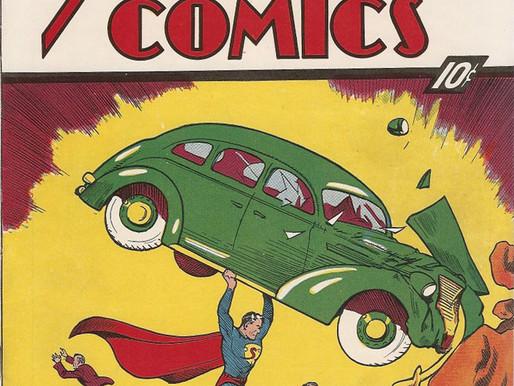 La Prima Storia di Superman - I° Parte - Campione degli Oppressi