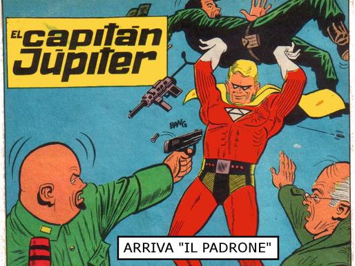 "Capitan Jupiter - ep. 02: "" Arriva 'Il Padrone' """