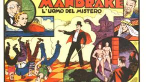 """MANDRAKE, The Magician - 1° Episodio: """"Il Cobra"""""""