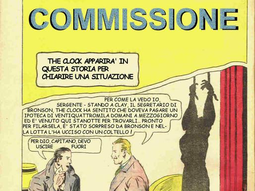 The Clock Strikes #002 - Omicidio su Commissione