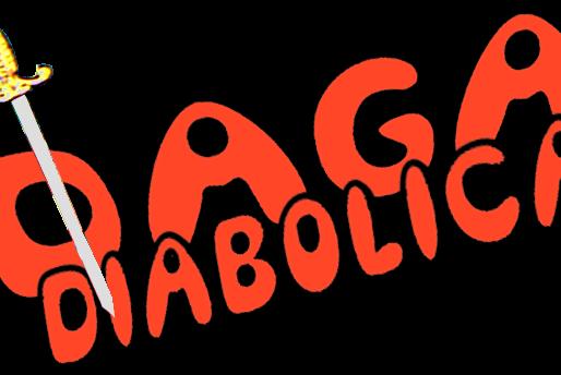 Daga Diabolica 01: La Daga Diabolica