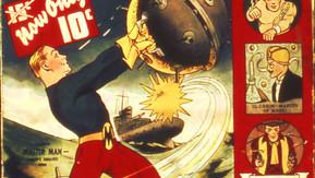"""Master Man - Quarto Episodio: """"Il Caso dei Proiettili d'Oro."""""""