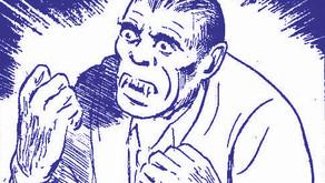 """Dr Occult 03: """"L'Uomo Lupo"""""""