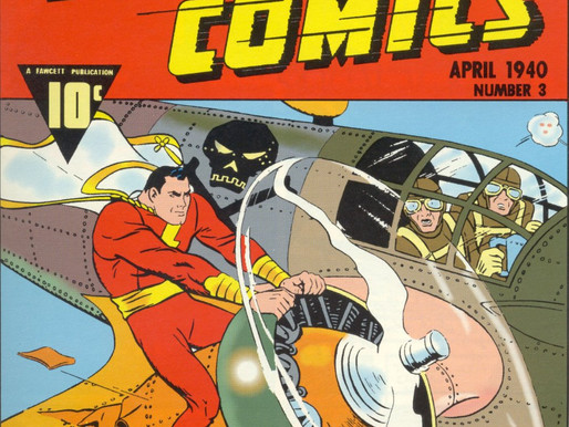 "Capitan Marvel 03: ""Beautia For President! - Parte I°"""