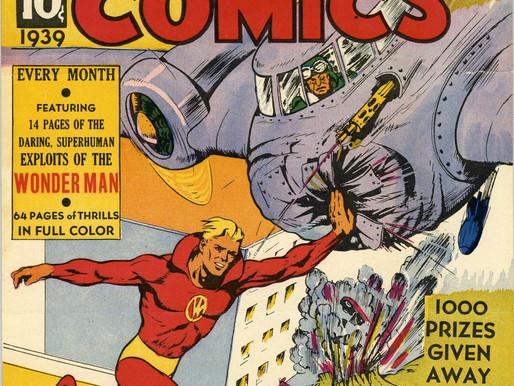 Arriva Wonder Man!