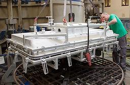 Fabricación de moldes