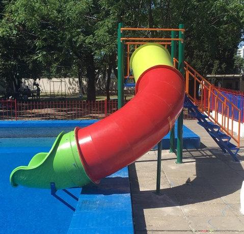 Mangrullo piscina