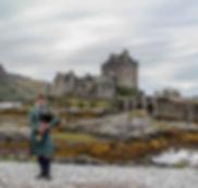 Eilean Donan Castle, Loch Duich, Kyle of Lochalsh