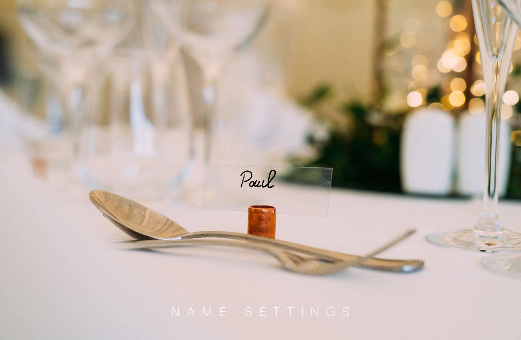 Name Settings