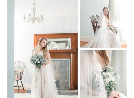 Amber Grove Bridal Portrait Session | Moseley, Va.| Kelly | Sarah Duke Photography