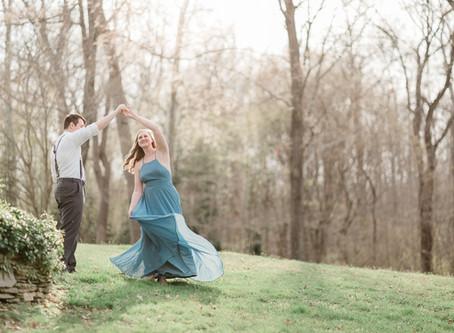 James River Estate Engagement in Richmond Virginia     Jordan & Jacob  Sarah Duke Photography