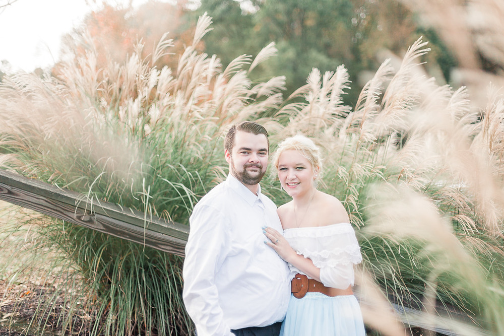 Photo By: Sarah Duke Photography | Sarah Duke Photo | Published Fine Art Wedding & Portrait Photographer in Virginia | Crump Park Engagement Session in Henrico Virginia | Family and Lifestyle Portrait Photographer in Virginia