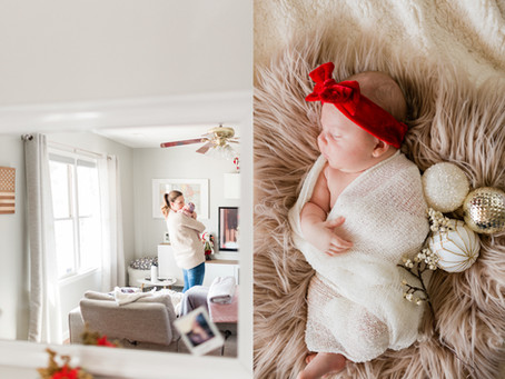 Lifestyle Family Portrait Session | Jason & Adriana | Sarah Duke Photography | Virginia