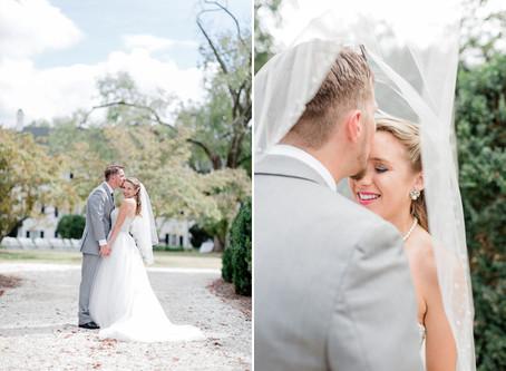 Wedding at North Point Plantation | Nick & Sarah | King William Virginia | Sarah Duke Photography