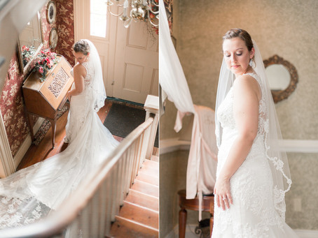 Early House Wedding | Franke Wedding |  Sami & Scott | Louisa, Va. | Sarah Duke Photography