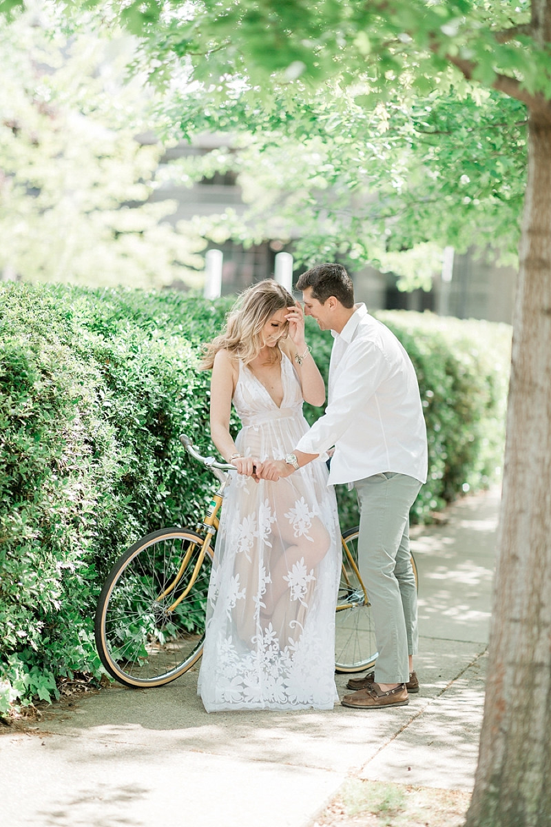 ublished In The Press: Tidewater & Tulle: Fine Art Love and Vintage Bicycles | Featured | Sarah Duke Photography