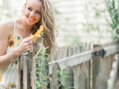 My Sunflower Field - Why Not?| Sarah Duke Photography