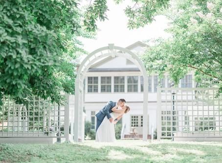 The Armour House & Gardens Wedding| Jason & Adriana| Henrico Virginia| Sarah Duke Photography