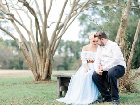 An Enchanting Engagement at Crump Park| Nick & Virginia |  Sarah Duke Photography
