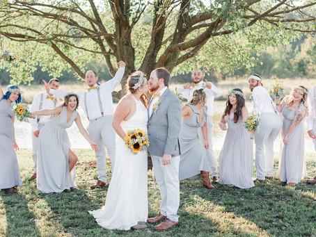 A Hanover Ruitan Club Wedding & Randolph Macon|Chelsey & Ricky | Sarah Duke Photography