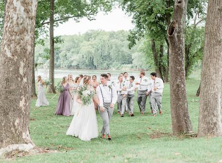 Regal Vintage Wedding on the James River | Jacob & Jordan| Richmond Virginia| Sarah Duke Photography