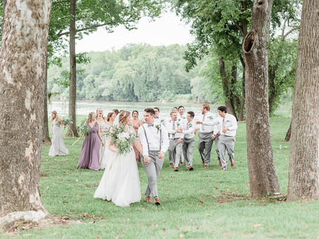 Regal Vintage Wedding on the James River | Jacob & Jordan| Richmond Virginia| Sarah Duke Photography