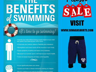 8 reasons to go Swimming