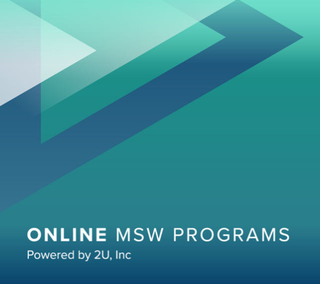 OMSWP logo featured on top of decorative arrows and triangles on top of a greenish blue gradient.