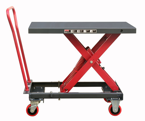 Pake Handling Tools - Self-Lifting Heavy Duty Spring Lift Table, 176-462 lbs