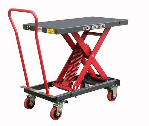 Pake Handling Tools - Self-Lifting Heavy Duty Spring Lift Table, 880 lbs