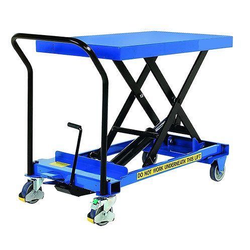 Pake Handling Tools - Light Weight Scissor Lift Table, 660 lbs