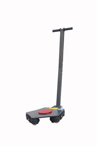 Pake Handling Tools Rotating Machine Dolly, 8800lbs