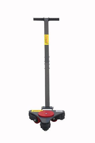 Pake Handling Tools Rotating Machine Dolly, 4400lbs