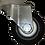 "Thumbnail: Swivel Caster, 3"" - PAKWP01/02/03 Front Caster"