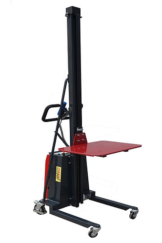 Pake Handling Tools Electric Work Positioner Lift Truck, 550 lbs Capacity