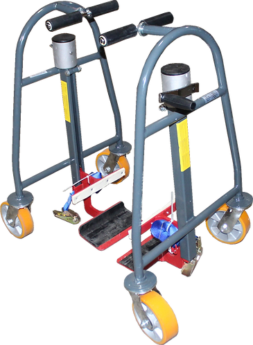 Refurbished Hydraulic Furniture Mover (Set of 2) - 1320 lbs Capacity