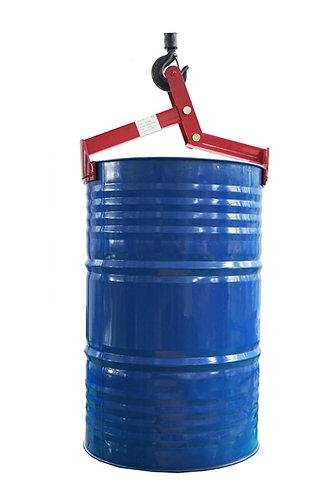Pake Handling Tools Steel Drum Lifter, 1100 lbs Working Load Limit (WLL)