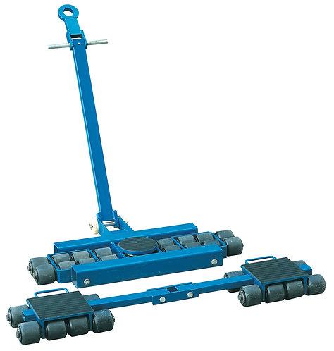 Pake Handling Tools - Steerable Skates Kits, 24 Ton Capacity (52,800 pounds)