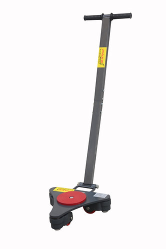 Pake Handling Tools Rotating Machine Dolly, 1100lbs