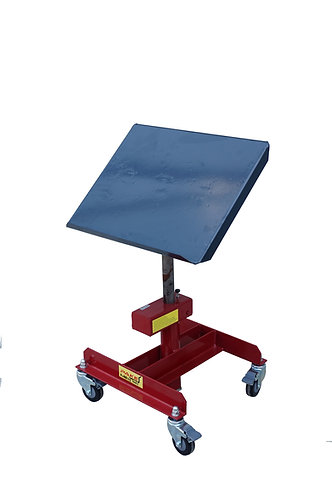 "Pake Handling Tools - Tilting Workstand, 20 to 28"" Height, 330 lb. Load Capacity"