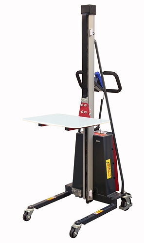 Pake Handling Tools Electric Work Positioner Lift Truck, 220 lbs Capacity