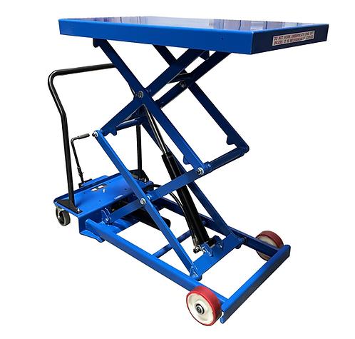 Pake Handling Tools - Low Profile Double Scissor Lift Table, 1000 lbs, 40.5 X 24