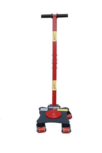 Pake Handling Tools Rotating Machine Dolly, 2200lbs