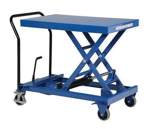 Pake Handling Tools - Scissor Lift Table, 1100 lbs, 40.5 X 24