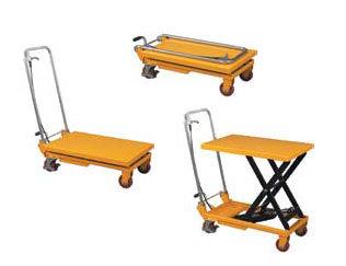 Pake Handling Tools - Scissor Lift Table, 330 lbs